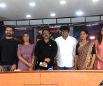 Ram Gopal Varma's Corona Virus Movie Press meet