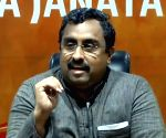 Congress opened doors to infiltrators: Ram Madhav
