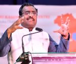 Few detained J&K leaders inciting people to violence: Madhav