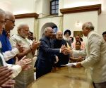 Kovind files nomination papers for Presidential Election