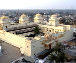 Ayodhya's Lord Ram is Orchha's Ram Raja