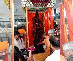 File Photo: Ram statue