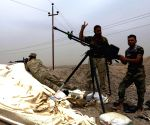 IRAQ RAMADI IS FIGHT