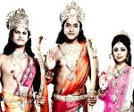'Ramayan' cast lauds Bhumi Pujan at Ram temple site