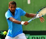 Asia/Oceania Davis Cup - India Vs Uzbekistan