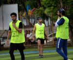 Ranbir Kapoor, Arjun Kapoor, Abhishek Bachchan & other celebs playing football