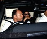Ranbir Kapoor & Deepika Padukone seen at Olive Bandra