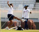 Ranchi Test: Nadeem joins squad as Kuldeep complains of shoulder pain