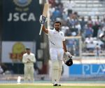 SA rocked after Rohit, Rahane put India on hot seat