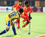 Hockey India League - Ranchi Rays vs Punjab Warriors