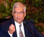 File Photos: Ranil Wickremesinghe