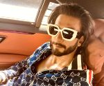 Ranveer Singh posts quirky picture and the Internet has a field day!