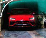 Ranveer Singh has a new 3 crore Lamborghini Urus