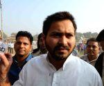 Bihar assembly polls - Phase -3 - Tejashwi Yadav