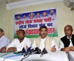 Arun Kumar's press conference