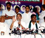 Bihar 'Mahagathbandhan' parties joint press conference