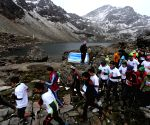 NEPAL-RASUWA-FIRST TAAN LANGTANG-GOSAINKUNDA HALF MARATHON 2016