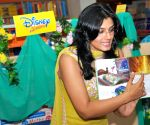 Raveena Tandon at Tinker Ball book reading for kids at Crossword in Mumbai.