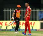IPL 2021: Shami, Bishnoi help Punjab overcome Hyderabad in a low-scoring thriller (ld)