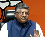 Government to find ways to give 4G spectrum to BSNL, MTNL: Prasad