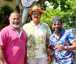 Shastri & Co have coaches' day out at Bob Marley Museum