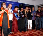Ravi Tripathi's album launch.