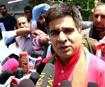 Union Ministers J&K visit: Ravinder Raina thanks PM