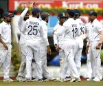 Ravindra Jadeja celebrates the wicket of  Zubayr Hamza