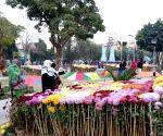 PAKISTAN RAWALPINDI FLOWER EXHIBITION