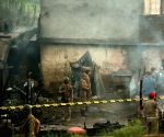 18 killed in Pakistan Army plane crash