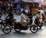 PAKISTAN RAWALPINDI MOTORCYCLE PRODUCTION SURGED
