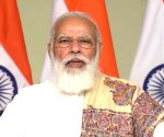 PM's subtle pitch for 'vocal for local' in Lucknow University address