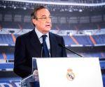 (SP)SPAIN MADRID SOCCER REAL MADRID CASILLAS