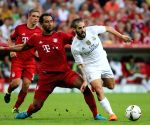 GERMANY MUNICH SOCCER AUDI CUP FINAL