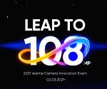 realme showcases 108MP sensor for upcoming 8 series