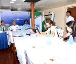 Indian Naval ships visit Israel ahead of PM's visit ()