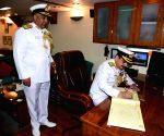 Rear Adm Sanjay Vatsayan takes over as Eastern fleet commander