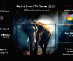 Redmi launches 32-inch and 43-inch Smart TVs in India