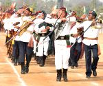 Republic Day Parade 2018  - Rehearsals