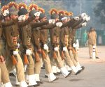 Republic Day rehearsals 1