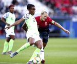 FRANCE-REIMS-SOCCER-FIFA WOMEN'S WORLD CUP-NOR VS NGA