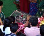 Slain Indian techie Srinivas Kuchibhotla