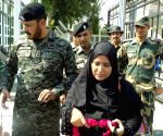 India released family of six Pakistani prisoners