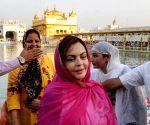 Nita Ambani visits Golden Temple