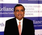RIL's m-cap hits Rs 12 lakh cr, shares at fresh high