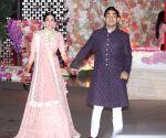 Akash Ambani and Shloka Mehta's engagement ceremony