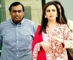 File Photo: File Photo: Mukesh Ambani and Nita Ambani