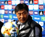 FRANCE-RENNES-2019 FIFA WOMEN'S WORLD CUP-CHINA-PRESS CONFERENCE