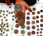 Rare coins find common destination at Yusuf's collection