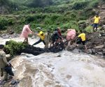 Rescue operations underway after house collapses in Uttarakhand
